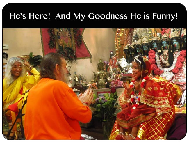 10-funny-swamiji-kumari-puja1