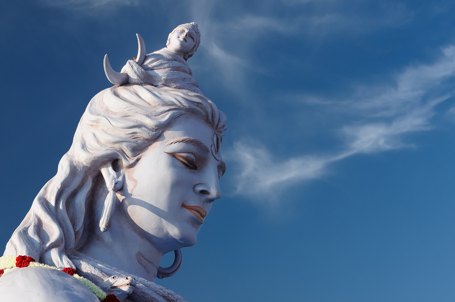 The Compassionate Glance of Lord Shiva