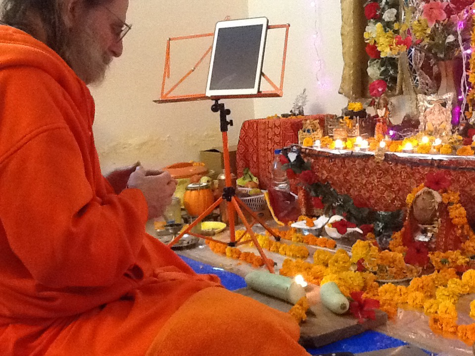 Diwali and Kali Puja Uttarkashi_8932