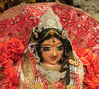 Goddess Lakshmi 200x180