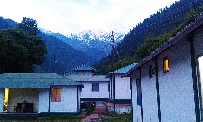 Government Rest Houses going to Yamunotri1