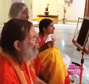 Kali-Bari-worship