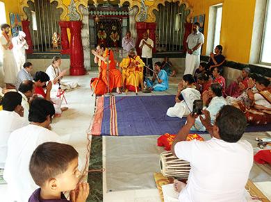 Lakshmi-Vishnu-Temple
