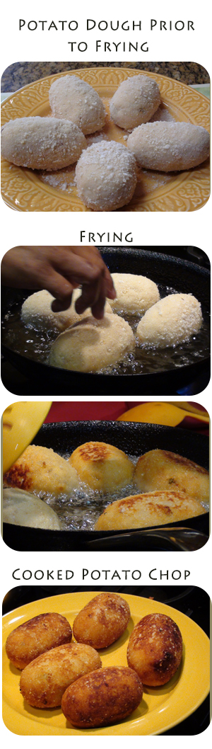 Potato-Chops