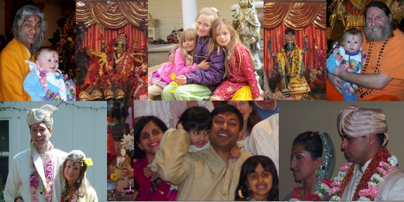 Devi Mandir Families