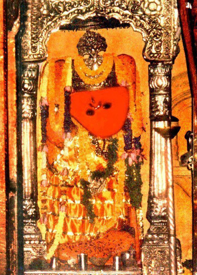 Sankat-Mochan-Hanuman-Varanasi