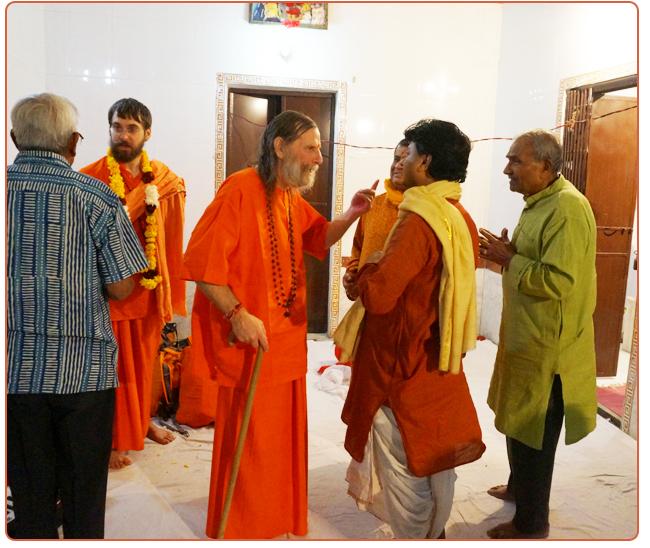 Swamis-in-Delhi