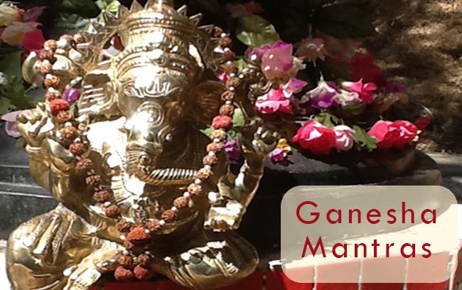 ganesha-mantras