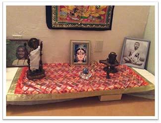 home-altar