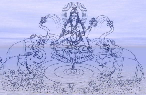 Tripurasundari, The Beauty of All the Threes