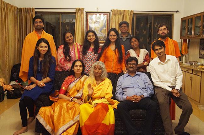 kishore-and-family