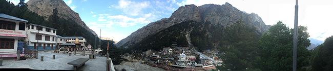 landscape-Gangotri