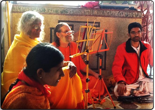 maa-swamiji-Daksha-worship