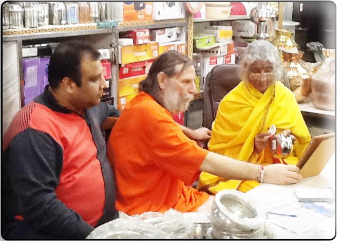 maa-swamiji-Saurabh-shop