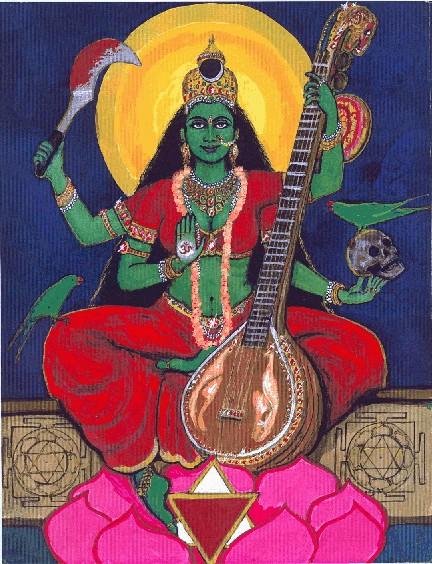 Matangi, Supreme Goddess of All Desire