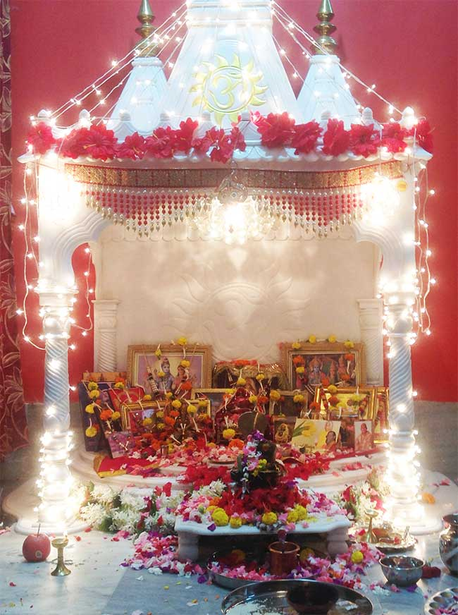 prasad-family-temple