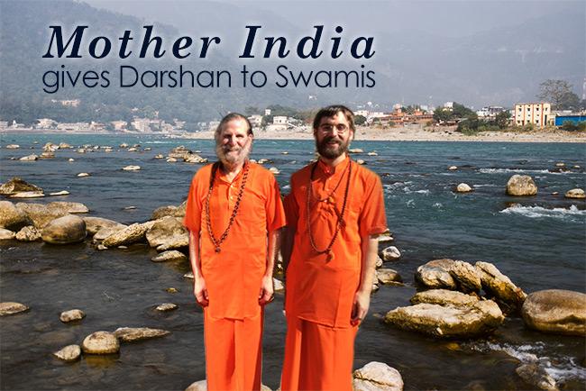 swamis-in-India