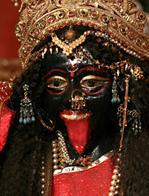Kali from Devi Mandir, Napa