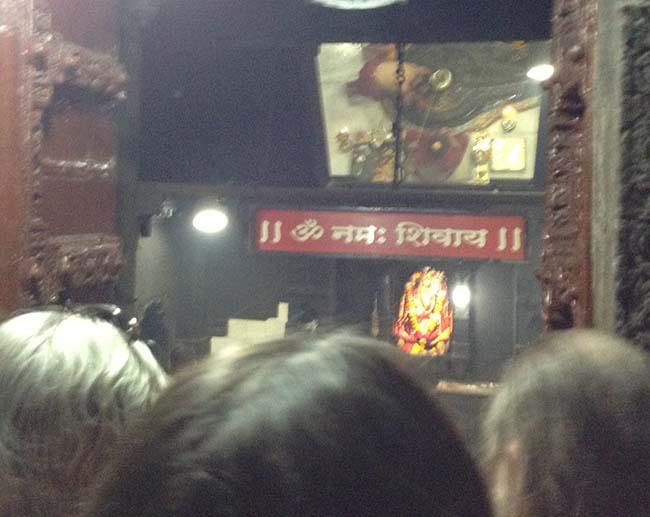 tryambekswar darshan