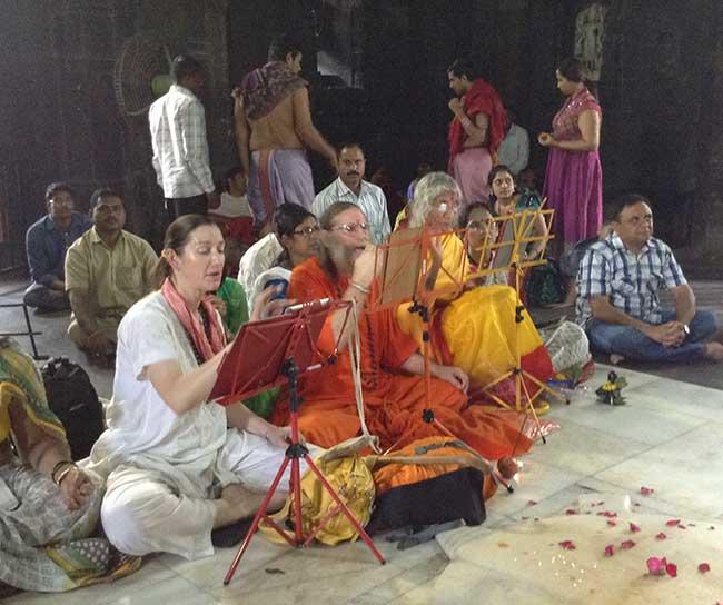 trymbakeshwar-chanting